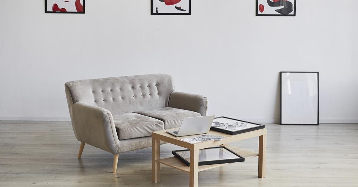 minimalizm we wnętrzu